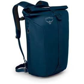 Osprey Transporter Roll Backpack deep water blue